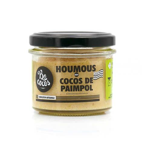 Bo Cocos - Houmous aux cocos de Paimpol