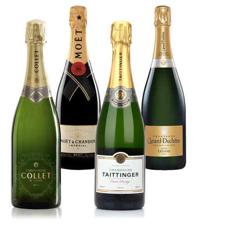 - Lot découverte Champagne - 24 bouteilles