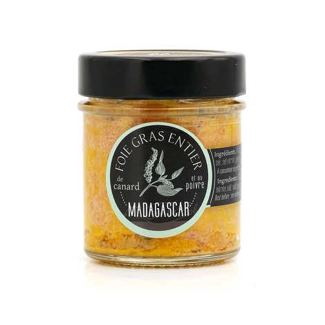 La combe de Job - Foie gras de canard au poivre sauvage de Madagascar