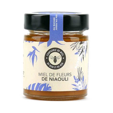 Compagnie du Miel - Miel de Niaouli de Madagascar