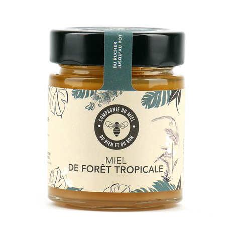 Compagnie du Miel - Miel de forêt tropicale de Madagascar