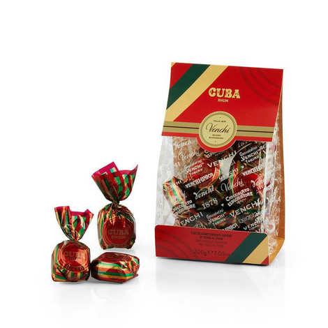 Venchi - Cuba Rum in a gift bag