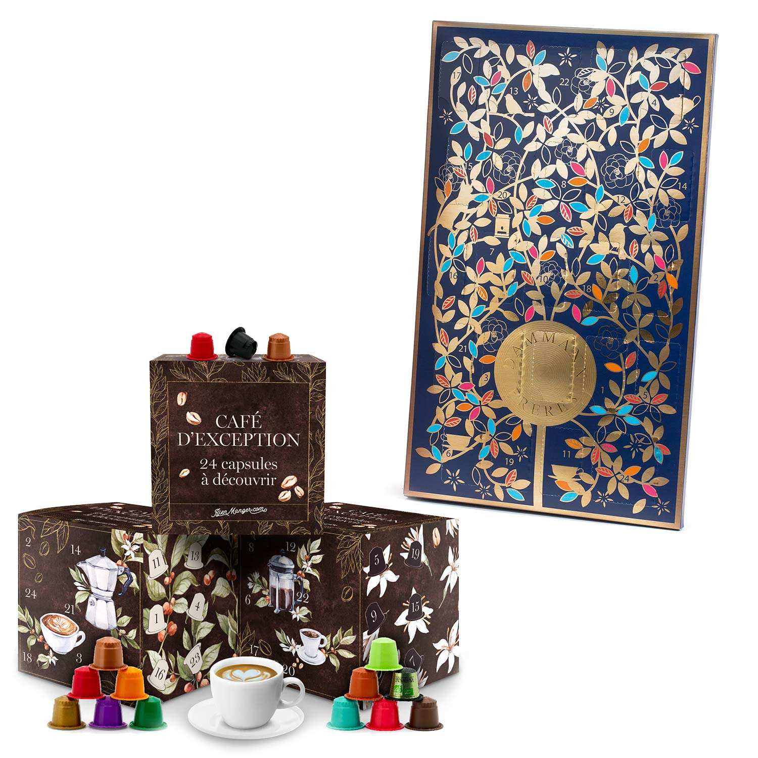 Tea and coffee Advent Calendars Discovery Offer ...