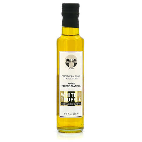 Borde - Huile d'olive à la truffe blanche