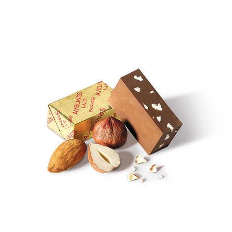 Favarger - Swiss milk chocolate Avelines Swiss Cross Box