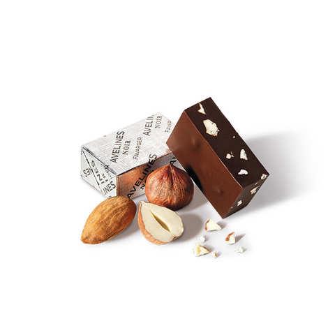 Favarger - Boîte 20 Avelines au chocolat noir - Favarger