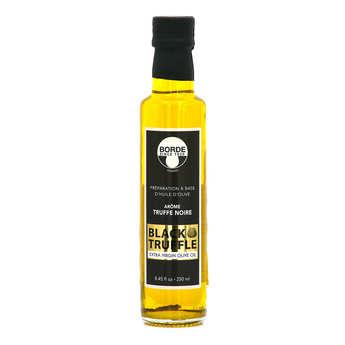 Borde - Huile d'olive à la truffe noire