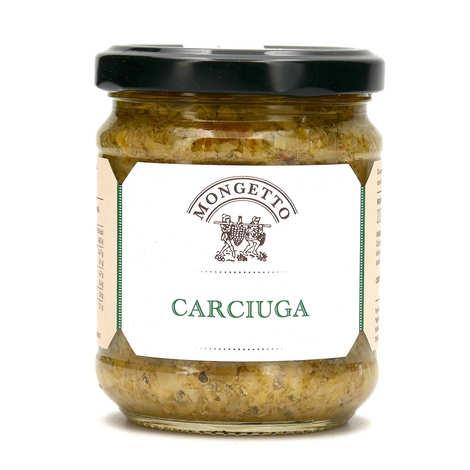 Il Mongetto - Carciuga - crème d'artichaut et anchois