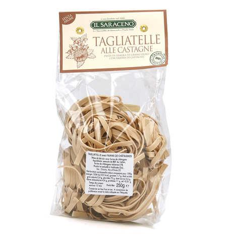 Il Saraceno - Tagliatelle with chestnut
