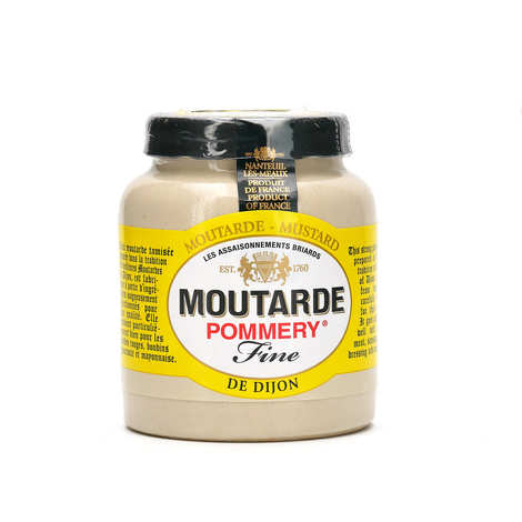 Les assaisonnements Briards - Dijon Mustard - Pommery
