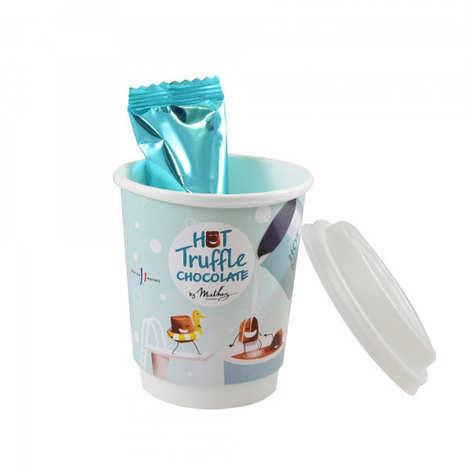 Chocolat Mathez - Cocoa Truffles Hot Chocolate Mug