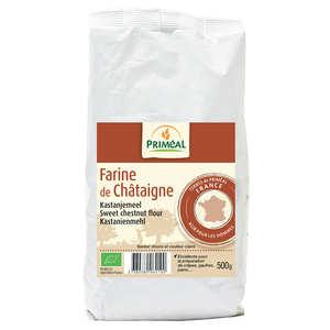 Priméal - Organic chestnut flour (500g)