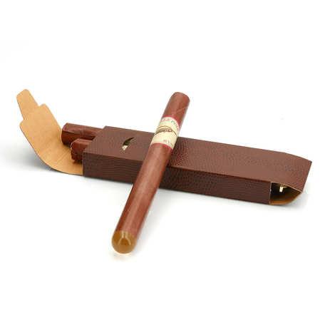 Distillerie Paul Devoille - Etui de 3 cigares d'eaux de vie assorties