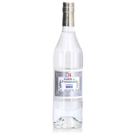 Distillerie Paul Devoille - Blanche de Fougerolles aux plantes d'absinthe 74%