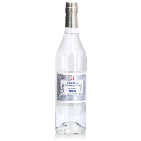 Distillerie Paul Devoille - Fougerolles white absinthe 74%