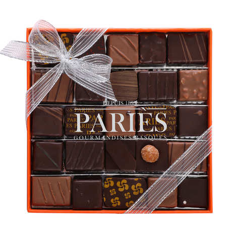 Maison Pariès - Elegance Box - Pari chocolates