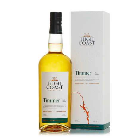 High Coast - High Coast Timmer - single malt whiskey - 48%