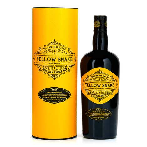 Rum Signature Collection - Yellow Snake - Jamaican Rum 40%