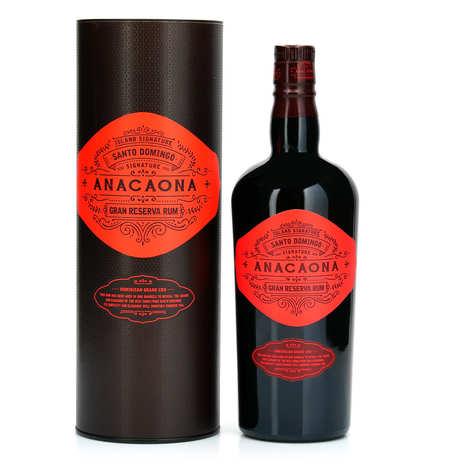 Rum Signature Collection - Anacaona - Rhum de République Dominicaine 40%