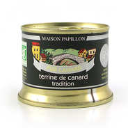 Maison Papillon - Traditional duck terrine