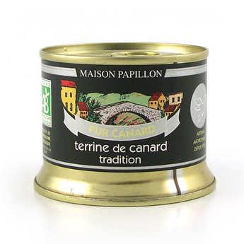 Maison Papillon - Traditional duck terrine