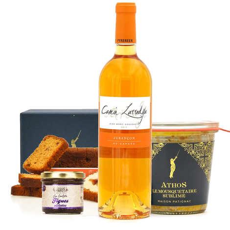 - Assortiment prestige autour du foie gras