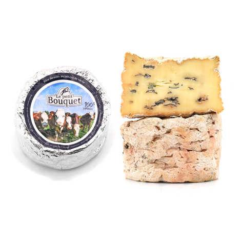 GAEC de la mésange - Le petit bouquet - Fromage fermier au lait cru de vache de Lozère