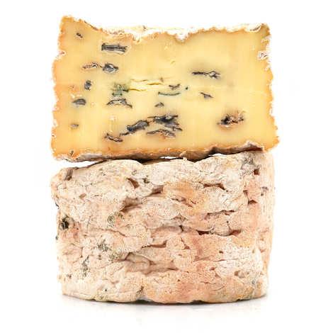 GAEC de la mésange - Cow raw milk blue cheese - Le Petit Bouquet