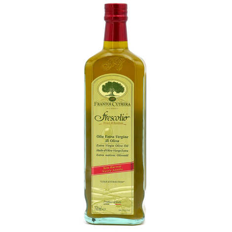 Frantoi Cutrera - Frescolio Italian olive oil with bag of oregano - Frantoi Cutrera