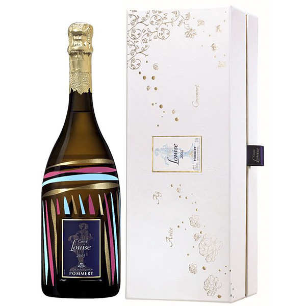 Champagne Millésimé cuvée Louise 2004 Pommery