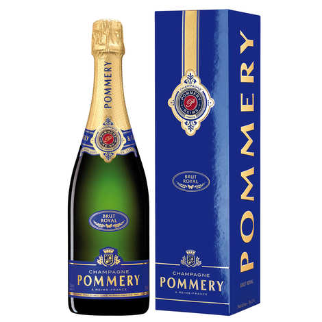 Pommery - Champagne Brut Royal - Pommery
