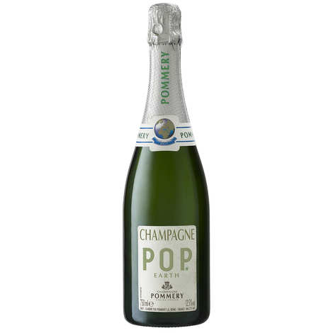 Pommery - Champagne Pop Earth- Pommery