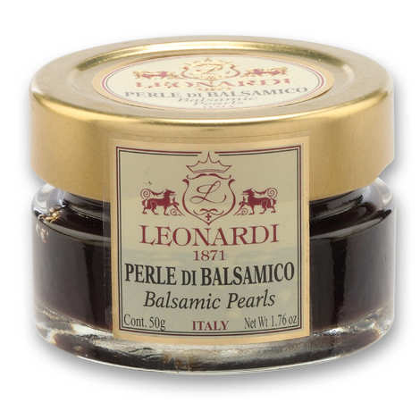 Vinaigrerie Leonardi - Perles de Balsamique - Leonardi