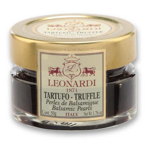 Vinaigrerie Leonardi - Balsamic Pearls with truffles - Leonardi