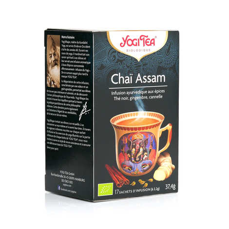 Yogi Tea - Infusion Chaï Assam - Yogi Tea