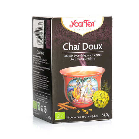 Yogi Tea - Infusion Chaï Doux - Yogi Tea