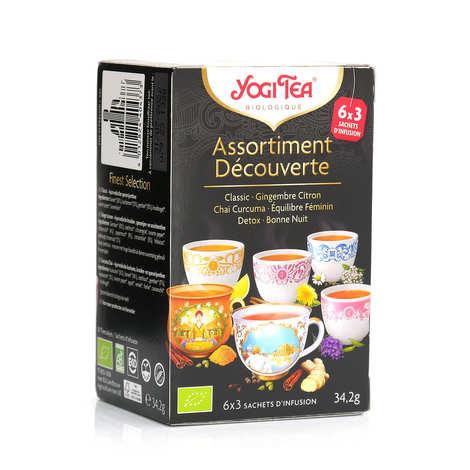 Yogi Tea - Infusion assortment discovery - Yogi Tea