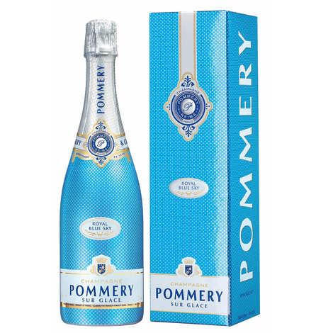 Pommery - Blue Sky Champagne - Pommery