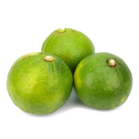 - Organic Green Lemon from France