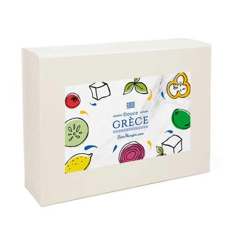 - Greek Delights gift box - 25 x 11 x 33cm