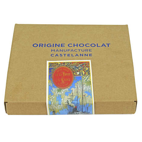 Castelanne - Belem edition box - 25 chocolates