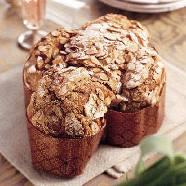 Colomba Pasquale - Easter Dove cake