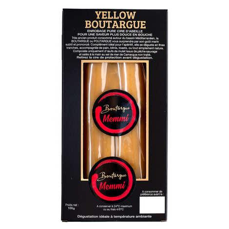 Memmi - Boutargue prestige Yellow à la cire d'abeille - Memmi