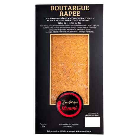 Memmi - Boutargue prestige râpée - Memmi