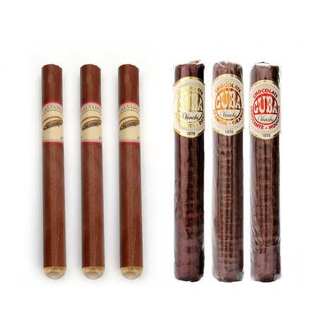 - L'amateur de cigares (en chocolat)