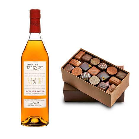 - Chocolate & Armagnac