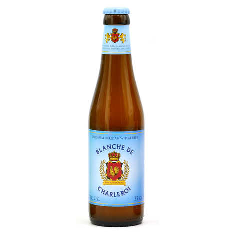 Brasserie du Val de Sambre - Blanche de Charleroi - bière blanche belge 5%