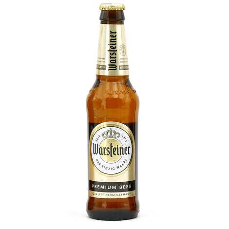 Warsteiner - Warsteiner Premium Beer - Bière blonde d'Allemagne 4,8%