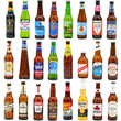 BienManger paniers garnis - 24 Beers of the World + 1 Glass Gift Box