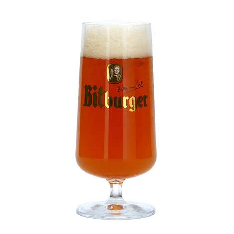 Brasserie Bitburger - Verre à bière Bitburger